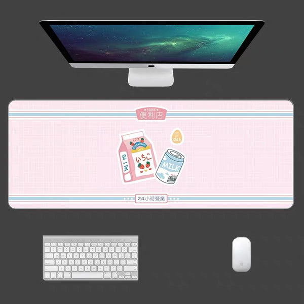 Sweet Milk Mouse Pad