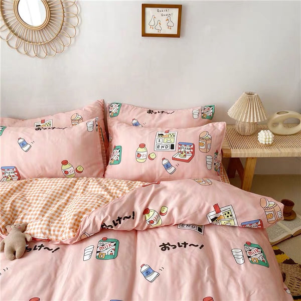 Yummy Juice Bedding Set