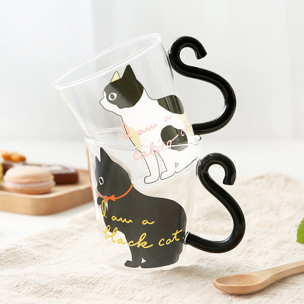 Kawaii Cat Cup