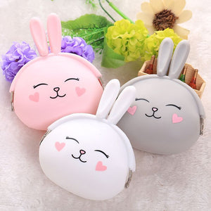 Kawaii Rabbit Coin Purse