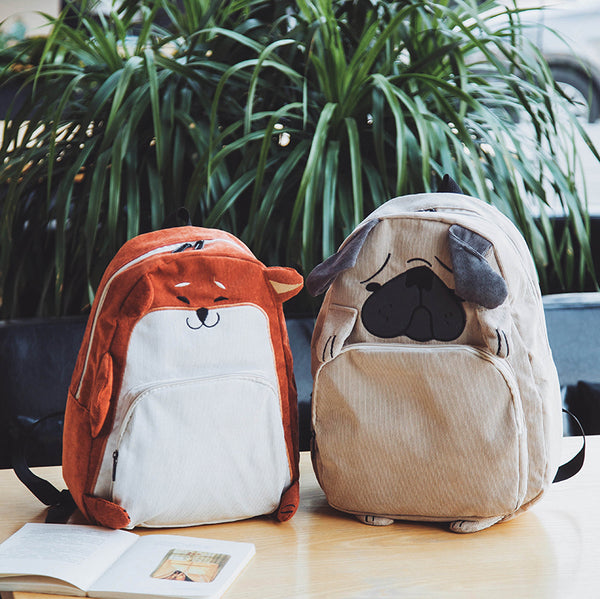 Kawaii Animals Backpack