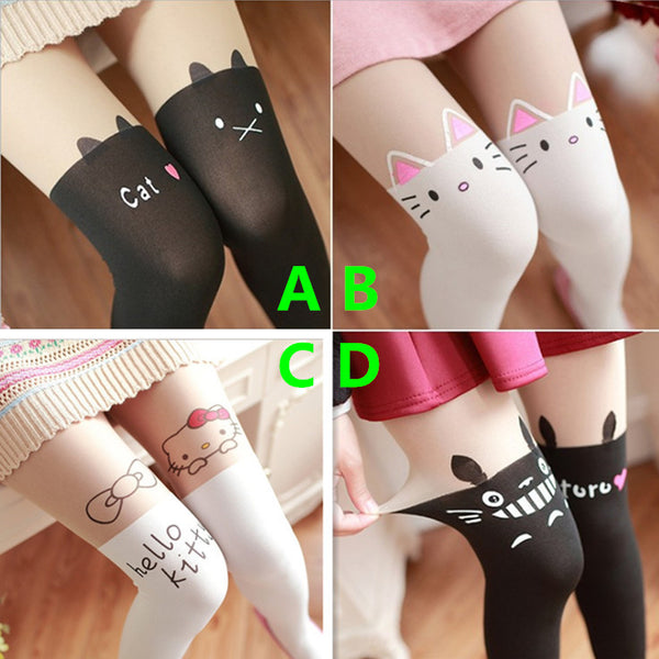 Kawaii Anime Pantyhose