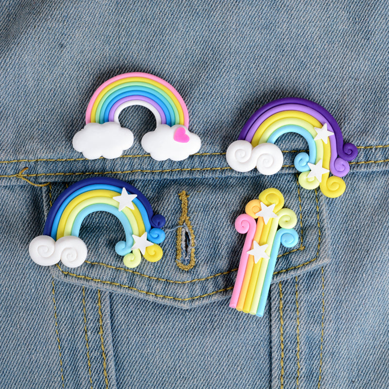 Sweet Rainbow Pin