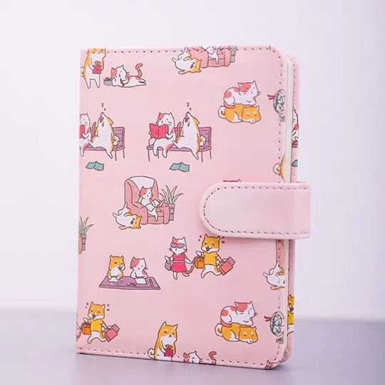 Funny Cat Notebook