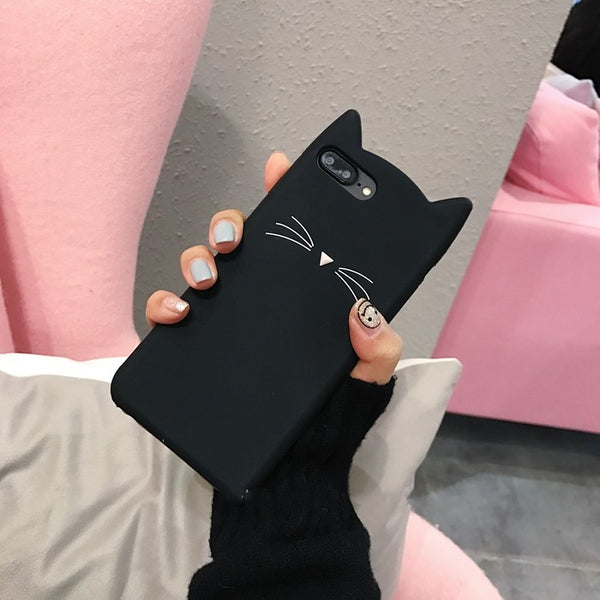 Nifty Kitty Phone Case For Iphone6/6s/6p/7/7plus
