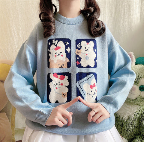 Sweet Girl Sweater