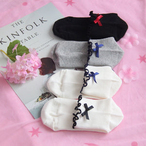 Cute Bowknot Socks