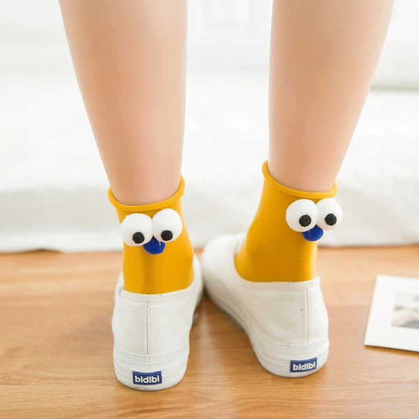 Cute Eyes Socks