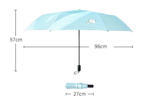 Snooze Cat Umbrella