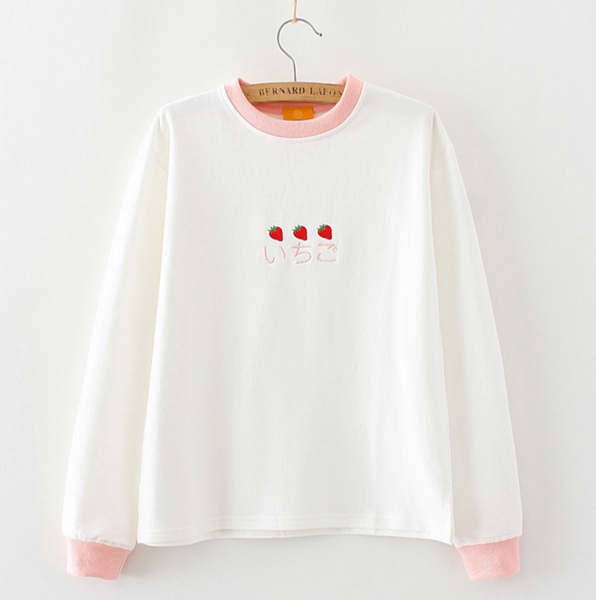 Sweet Strawberry Hoody