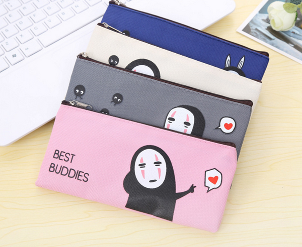 Noface Pencil Case