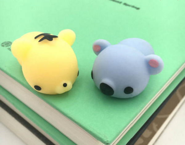 Kawaii Mini Animal Vent Toys