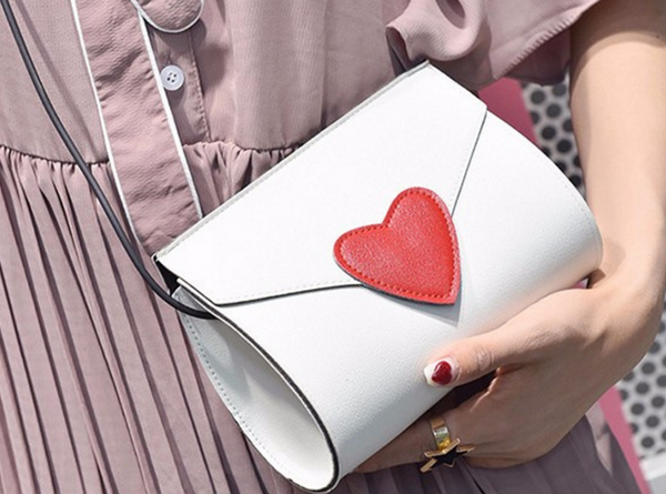 Love Heart Bag