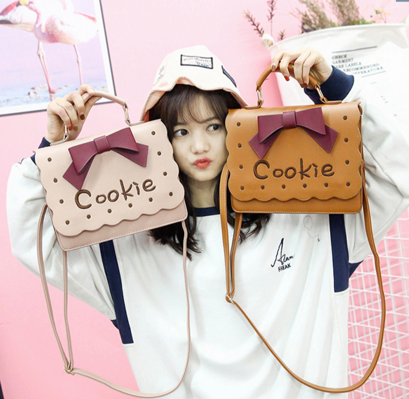 Kawaii Cookie Bag