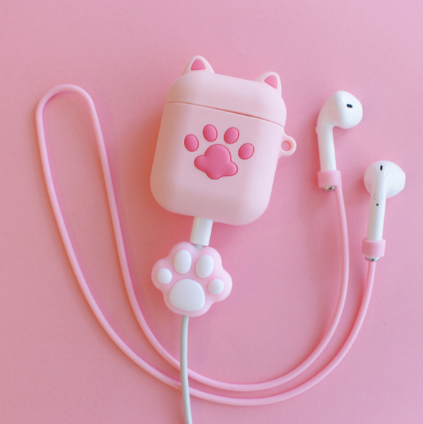 Paw Airpods Protector Case For Iphone