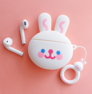 Rabbit Airpods Protector Case For Iphone