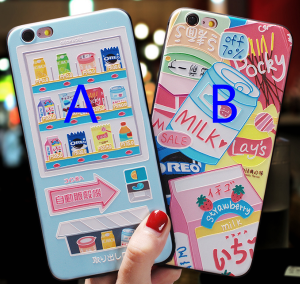 Sweet Printed Phone Case For Iphone6/6S/6plus/7/8/7/8plus/X/XR/Xs/XSmax