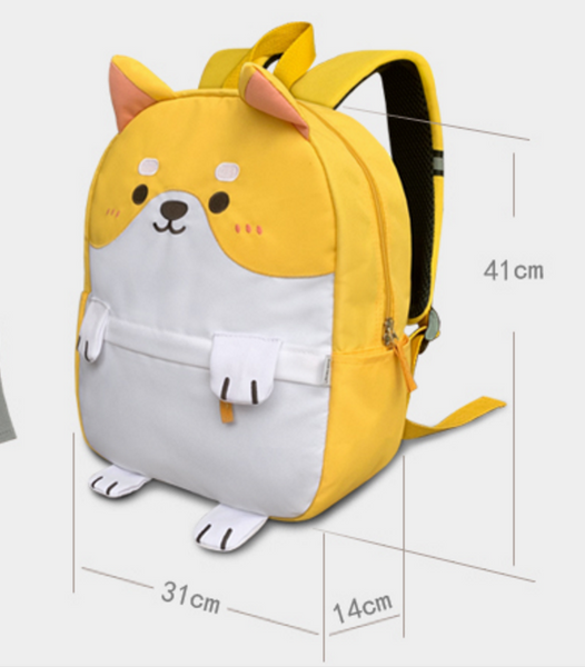 Kawaii Dog Backpack