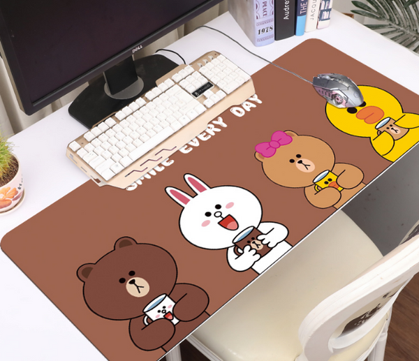 Line Friends Mouse Pad