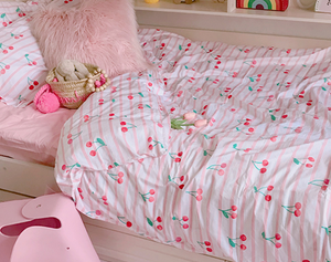 Sweet Cherry Bedding Set