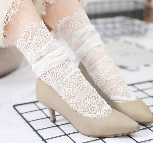 Cute Lace Socks