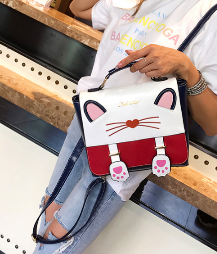 Kawaii Paws Bag