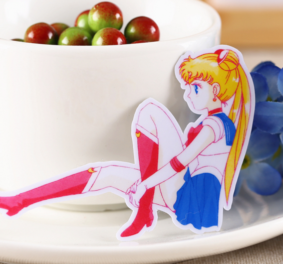 Sailor Moon Usagi Sticker