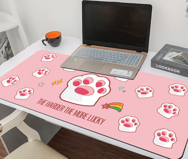 Kawaii Printed Mouse Pad