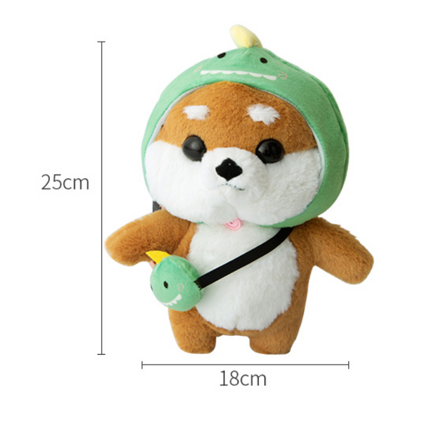 Funny Dog Plush Toy