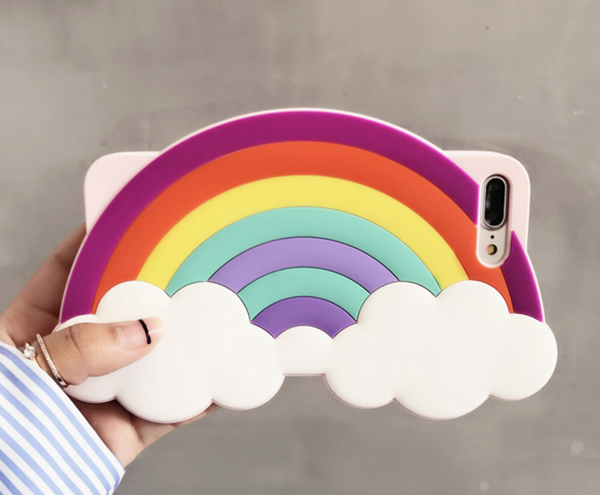Rainbow Phone Case For Iphone6/6s/6p/7/8/7/8plus