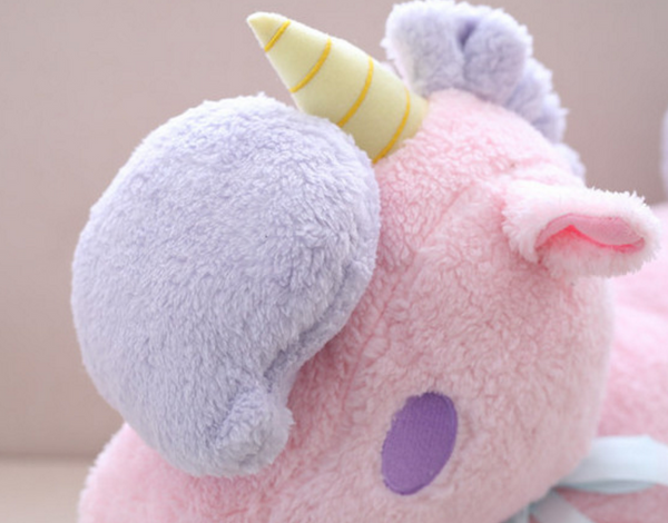 Kawaii Unicorn Plush Toy