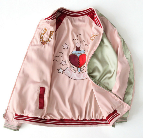 Fashion Embroidery Jacket