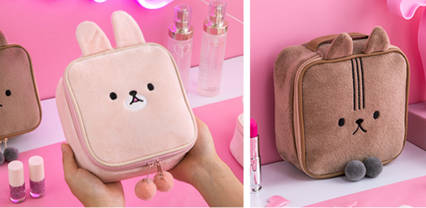 Rabbit Makeup Bag