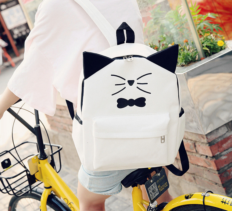 Cat Ears Backpack