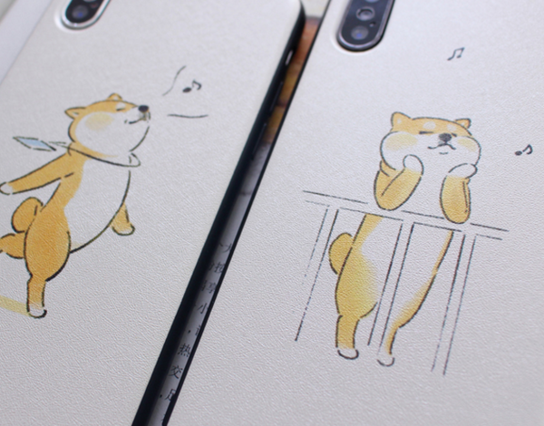 Shiba Inu Phone Case For Iphone6/6S/6P/7/7P/8/8plus/X/XS/XR/Xs max