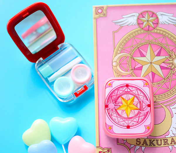Magic Circle Contact Lens Case