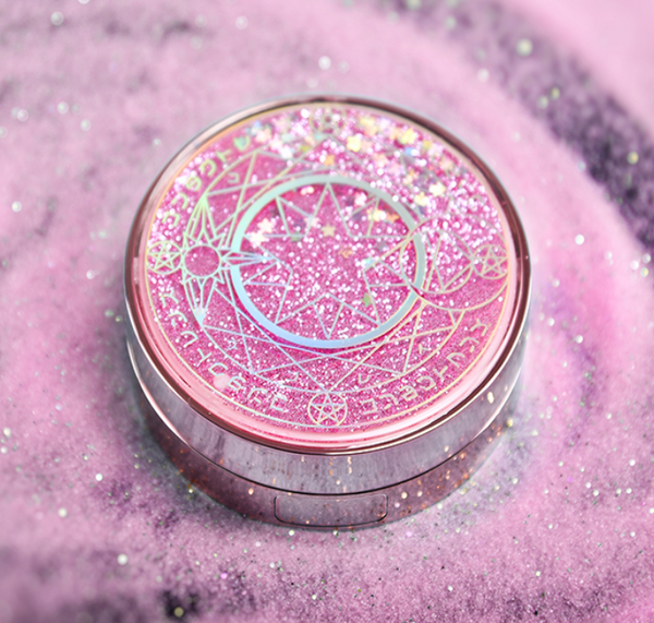 Sailor Moon Quicksand Contact Lens Box