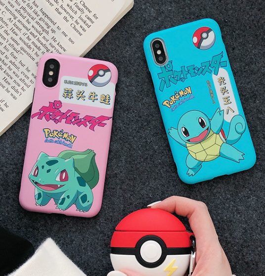 Poke Phone Case For Iphone6/6S/6P/7/7P/8/8plus/X/XS/XR/Xs max