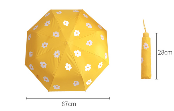 Sweet Printed Umbrella