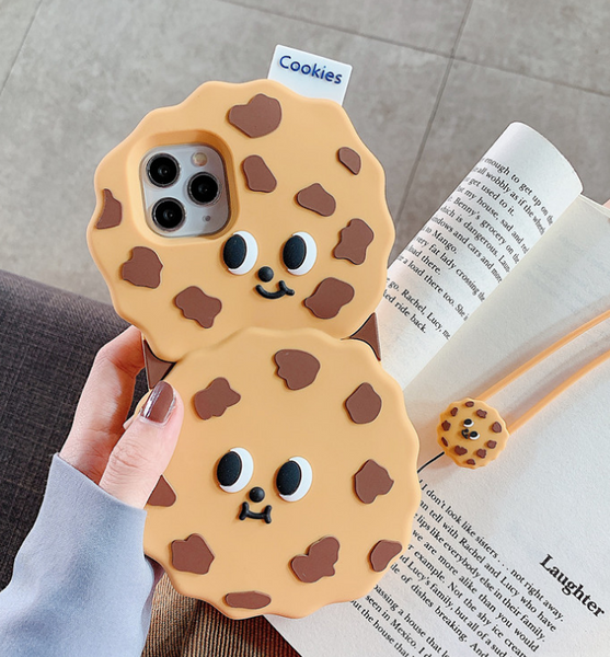 Cookies Phone Case For Iphone7/8/7/8plus/X/XS/XR/XSmax/11/11pro/11promax
