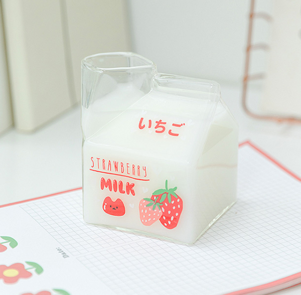 Kawaii Milk Cup