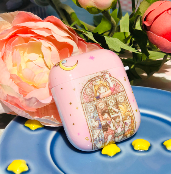 Sailor Moon Airpods Protector Case For Iphone