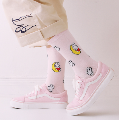 Kawaii Rabbit Socks