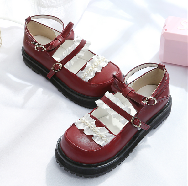 Harajuku Lolita Shoes