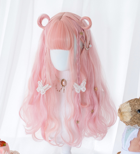 Pinky Cosplay Wig