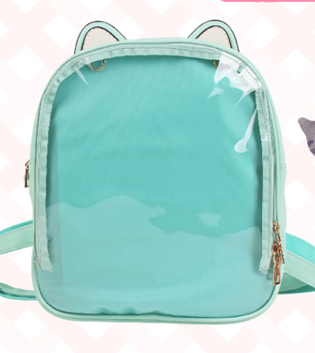 Kawaii Cat Ears Backpack