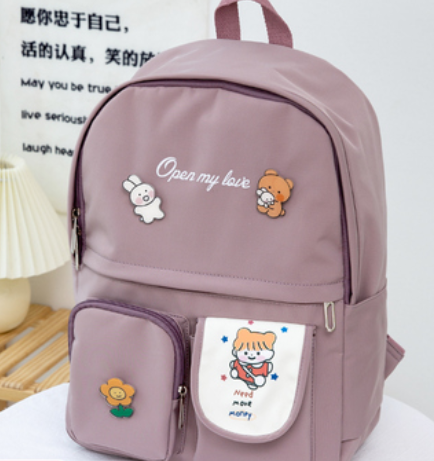 Cute Girl Backpack