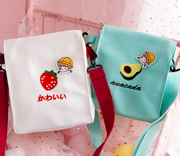 Cute Fruits Bag