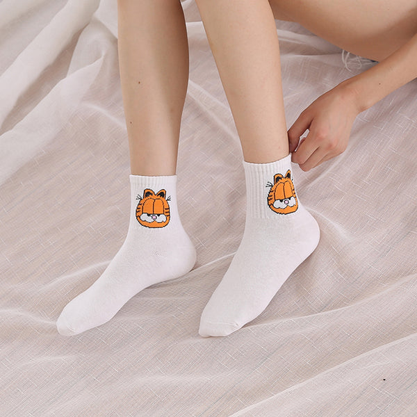 Kawaii Cartoon Socks