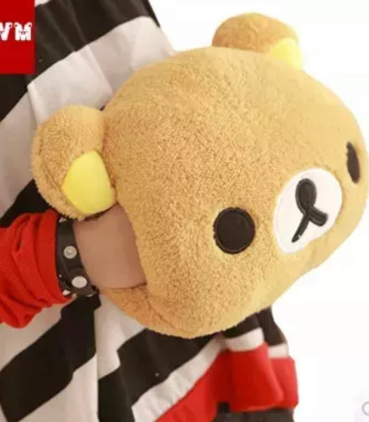 Kawaii Bear Pillow